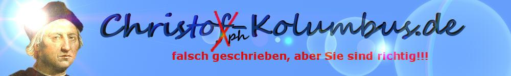 Logo Biografie Entdecker Christoph Kolumbus